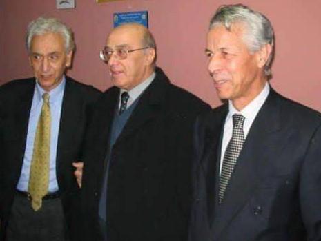 hamrouche-Mehri-Ait ahmed